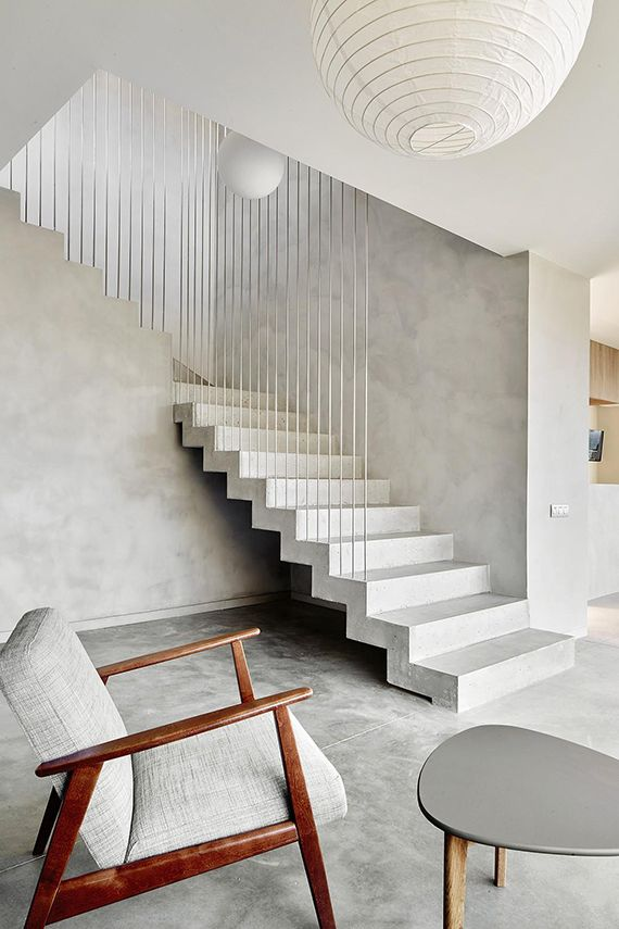 concrete stairs design example_21
