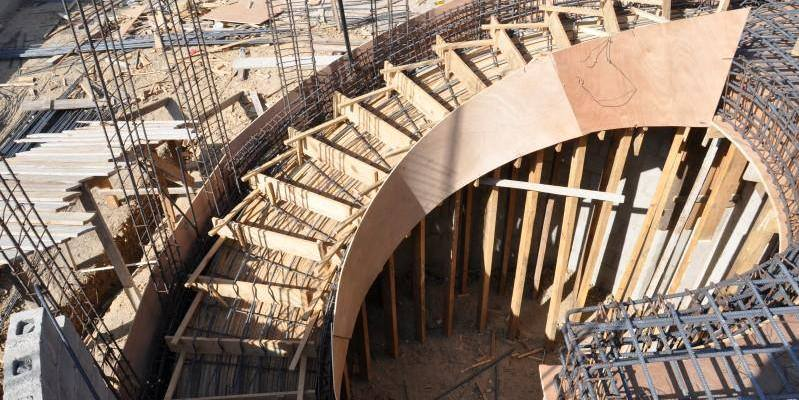how to build a curved concrete staircase_12