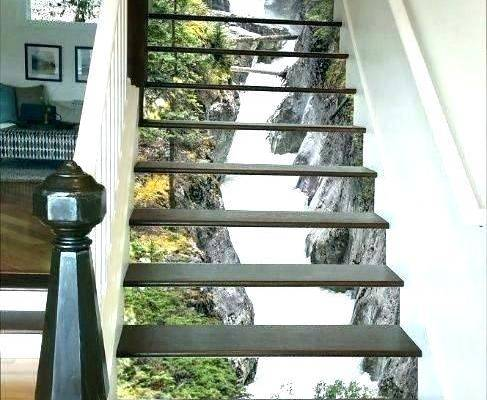 How to paint a wooden staircase