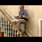 Florida Stairlifts, Inc. Greatest Customized Curving Observe, Stannah 260 Mannequin
