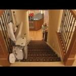 Bruno's Elan Straight Rail Stairlift