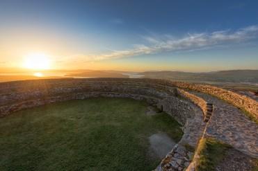 Grainnan Ring Fort, Donegal