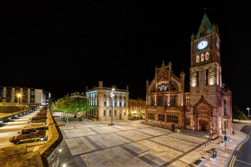 Guildhall Square, Derry