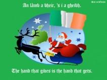 IrishSanta