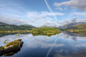 Upper Lake, Ring of Kerry