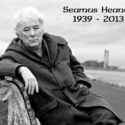 File Pics Seamus Heaney Had Died Today. Irish Poet Seamus Heaney at Sandymount in Dublin prior to his winning the Nobel Prize. 1995 Pic Photocall Ireland