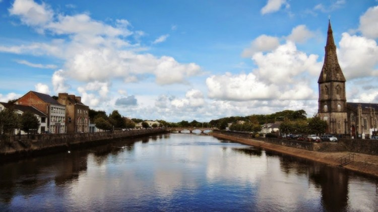 New Ballina to Galway City Route - kurikku.co.uk