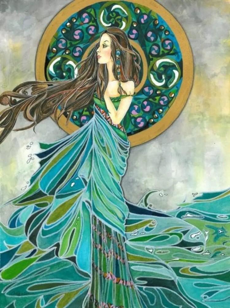 Áine, Celtic Goddess – Stair na hÉireann/History of Ireland
