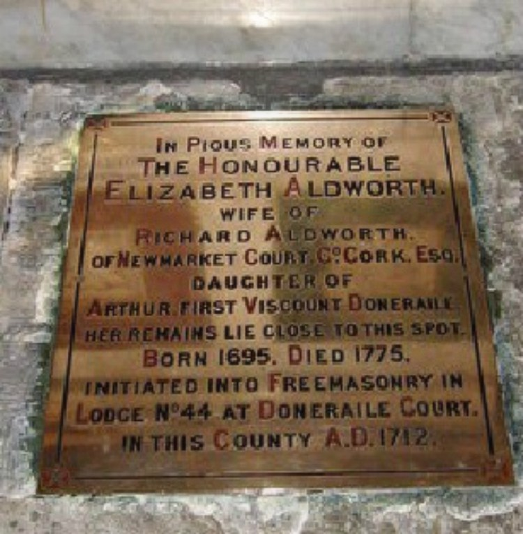 OTD in 1710 – Elizabeth St  Leger, was known in her time as