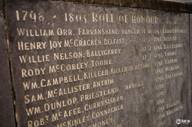 #OTD in 1798 – Death of United Irishman, Henry Joy McCracken.