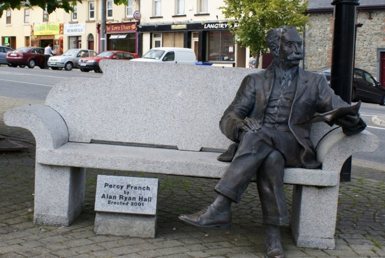 OTD in 1920 – Death of Percy French, writer of many popular Irish