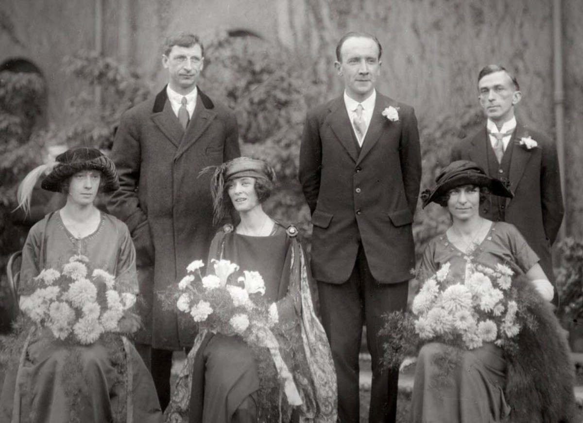 #OTD in 1923 – The Father of Government minister Kevin O'Higgins is shot dead by Republicans at the family home in Stradbally, Co Laois.