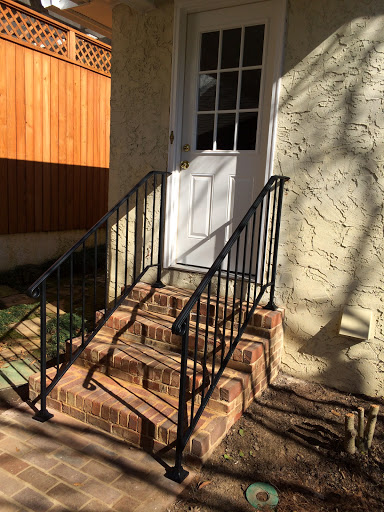 Exterior Railing Stair Solution