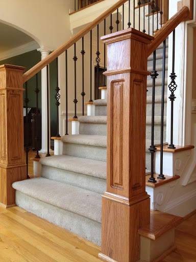 Contemporary Stair Solution