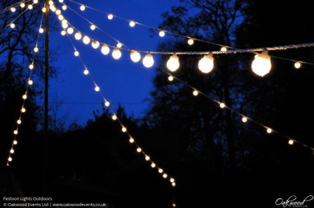 simple-hanging-lights-outdoors