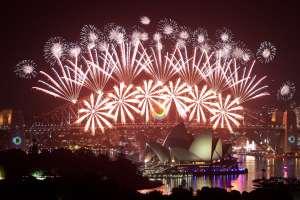 Sydney-New-Years-Fireworks