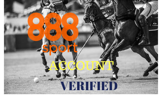 How to verify an 888 sport account