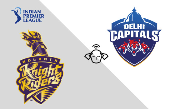 Delhi Capitals vs Kolkata Knight Riders Match Prediction