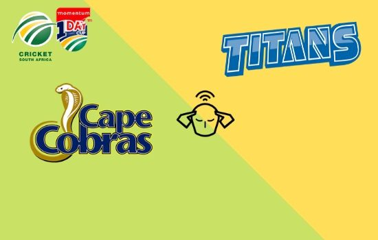 Titans vs Cape Cobras, Momentum ODI Cup 2020, 27th Match Prediction
