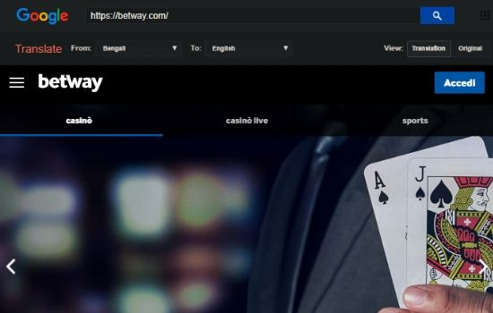 Betway Alternative Links: betway by Google Translate done