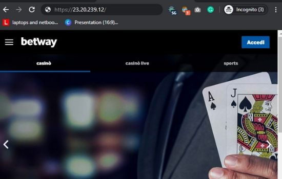 Betway Alternative Links: betway by IP Address