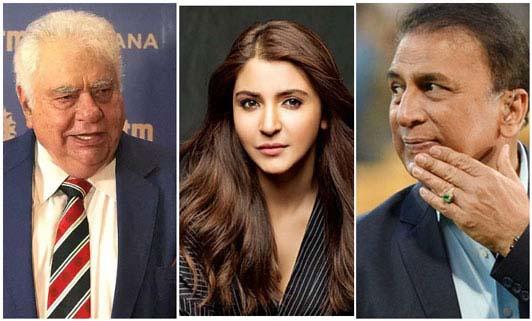 IPL 2020 - Farokh Engineer Insists Neither Him Nor Gavaskar Disrespected Kohli's Beautiful Wife!