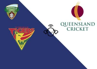 Queensland vs Tasmania, Sheffield Shield 2020-21, Test Match Prediction