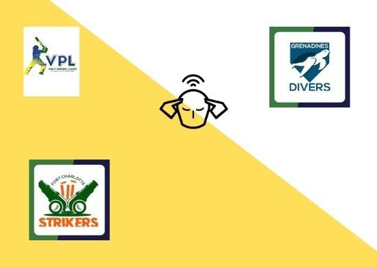 Fort Charlotte Strikers vs Grenadines Divers, 27th Match, Vincy T10 Premier League 2020