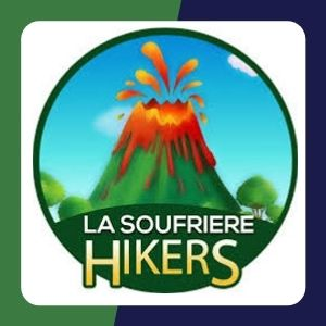 La Soufriere Hikers