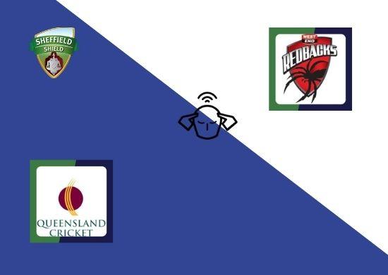 South Australia vs Queensland, 9th Match, Sheffield Shield 2020-21, Test Match Prediction
