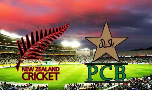 Pakistan Tour of New Zealand, 2020-21, Schedule