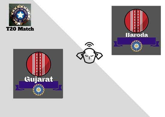 Gujarat vs Baroda, Elite Group C, Syed Mushtaq Ali Trophy 2021   T20 Match Prediction