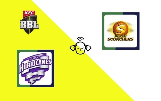 Hobart Hurricanes vs Perth Scorchers, Big Bash League 2020-21 | 47th T20 Match Prediction