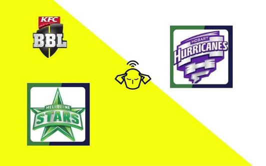 Melbourne Stars vs Hobart Hurricanes, Big Bash League 2020-21 27th T20 Match Prediction