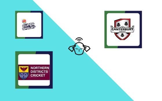 Northern Knights vs Canterbury, Super Smash 2020-21, 20th T20 Match Prediction