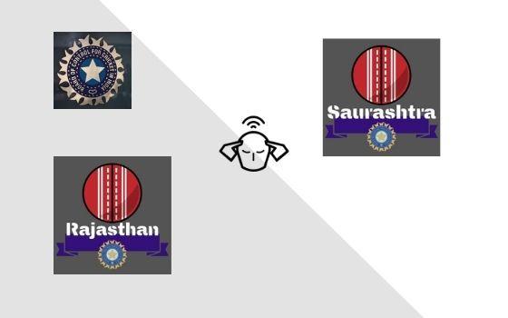 Rajasthan vs Saurashtra, Elite Group D, Syed Mushtaq Ali Trophy 2021   T20 Match Prediction