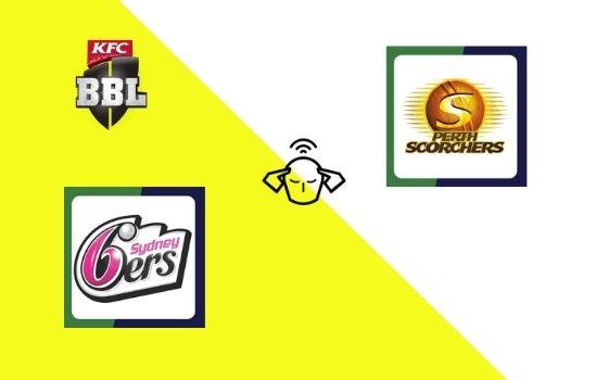 Sydney Sixers vs Perth Scorchers, Big Bash League 2020-21 | Qualifier T20 Match Prediction