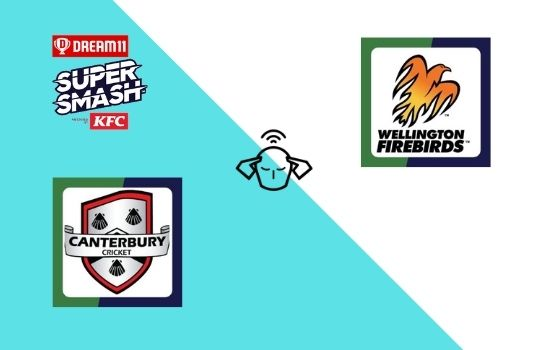 Wellington vs Canterbury, Super Smash 2020-21, Final, T20 Match Prediction