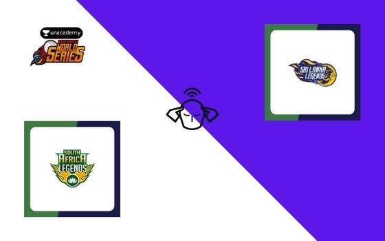 Sri Lanka Legends vs South Africa Legends, Road Safety World Series T20 2020-21, Semi Final 2, T20 Match Prediction