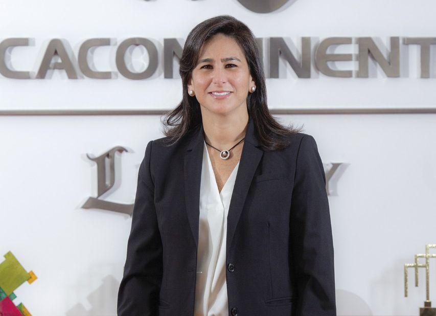 Mariella Paredes - directora de Asuntos Públicos , Comunicación y Sostenibilidad de Arca Continental Lindley