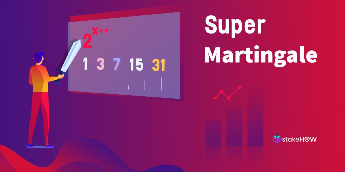 สูตรบาคาร่า Super Martingale – ระบบการเดินเงินระบบซุปเปอร์มาร์ติ้งเกล8 min read