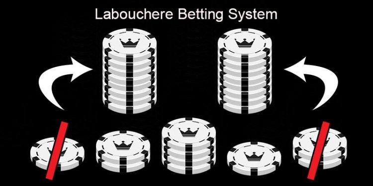 สูตรลาบูร์แชร์ (LABOUCHERE SYSTEM)