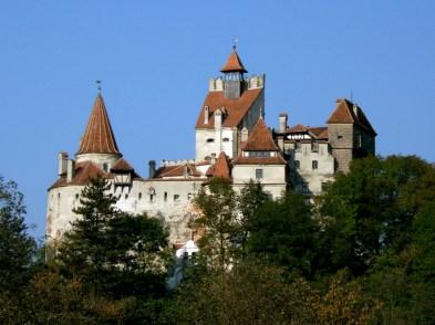 Bran Castle, vampire, Dracula, Transylvania