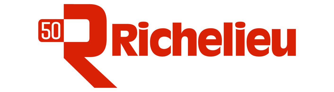 Richelieu 50 logo