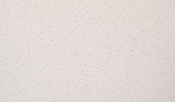 Silver Mist Flecked Quartz Counter