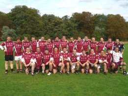 Herts SFC Semi Final 2011