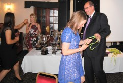 Collecting Medals - Verity Townsend