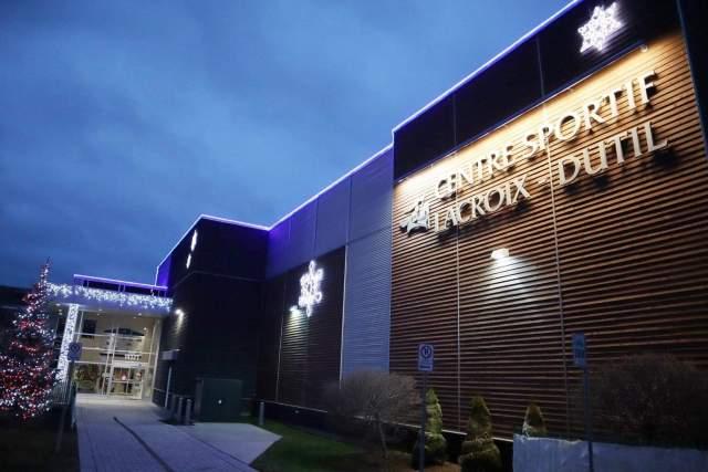 Complexe sportif Lacroix Dutil Arena de Saint Georges