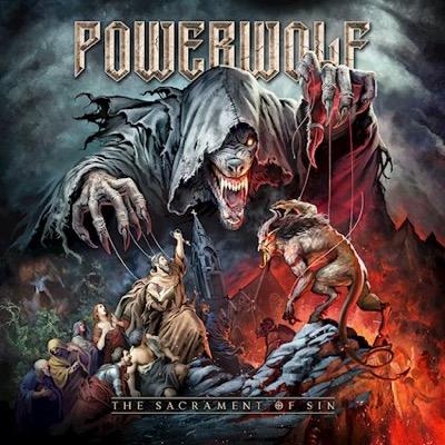 Powerwolf – Sacrament Of Sin