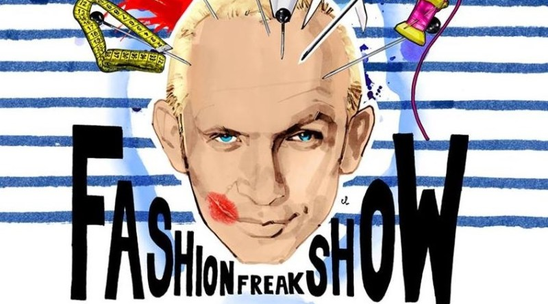 "Preview: Jean Paul Gaultier ""Fashion Freak Show"""